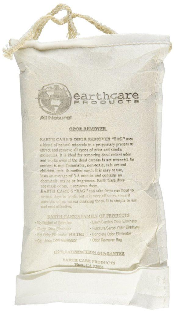 Earth Care ถุงดับกลิ่นหนูตาย กลิ่นบุหรี่ กลิ่นห้องขยะ กลิ่นเหม็น จากประเทศอเมริกา